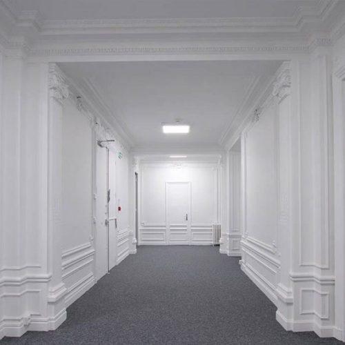 rénovation de bureaux à paris 8